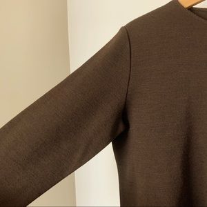 Eileen Fisher Sweaters - Eillen Fisher T970 Bwn V-neck Sweater EUC - Small